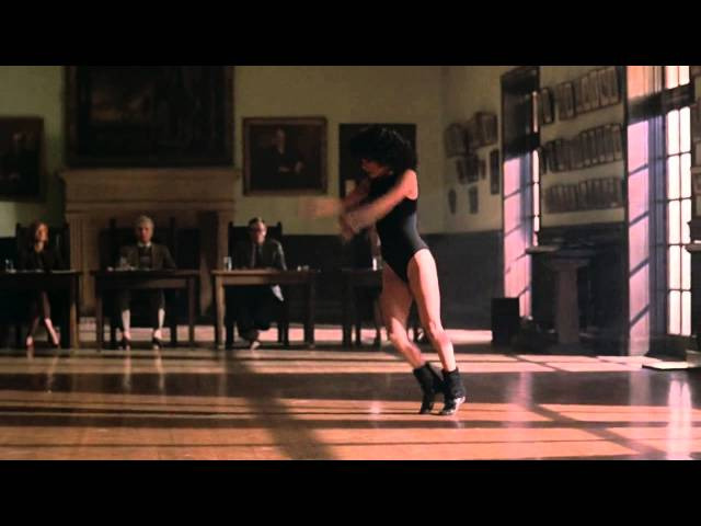 Flashdance - Final Dance / What A Feeling (1983) <3