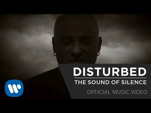 Disturbed  - The Sound Of Silence [Official Music Video] <3