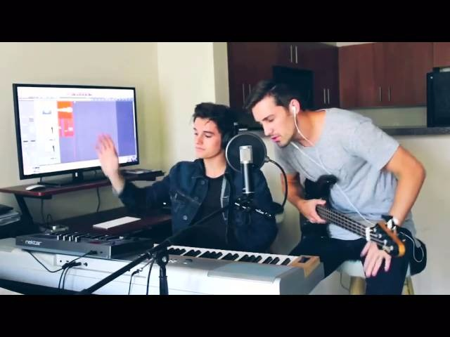 Cheap Thrills - Sia/ Ride - Twenty One Pilots MASHUP by Kenny Holland ft Cody Johns