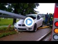IDIOT BMW DRIVER | BEST OF 2017 CRASHES